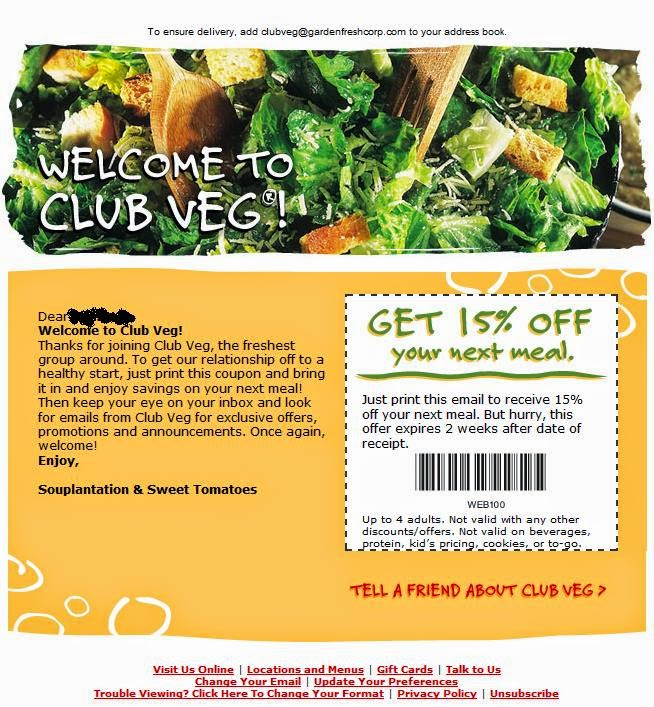 image relating to Sweet Tomatoes Printable Coupons called Cute tomatoes discount coupons november 2019
